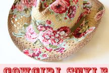 diy hats bags