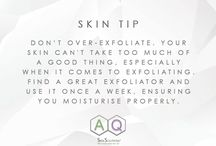 AQ Skin Tips