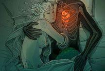 dark art about love