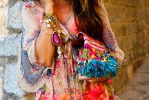 she wears it well / by Sarita de Kroon