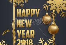 New year2018