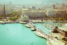 Barcelona Spain / by Diane Soroko