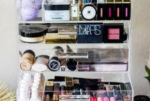 Makeup needs