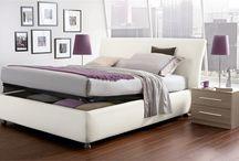 Dolce riposo / Con un letto così non vorresti mai alzarti al mattino.