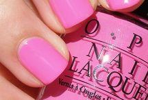 Nails  / Nail colours
