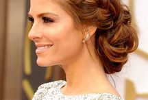 Sleek & Chic or Messy & Dressy- Updos! / Updo Inspiration