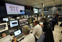 all Board / Now in Flickr: An image gallery of today's team work at ATV-CC - ESA, CNES and AirbusDS experts pacing ATV-5 through its final hours before reentry. Images credit: ESA Full gallery