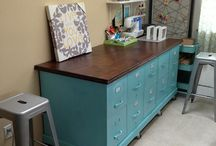 Makeover File Cabinets