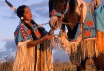 Cherokee Indian stuff..dream catchers..etc