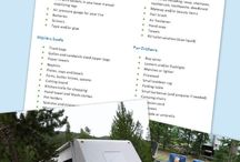 RV Packing List
