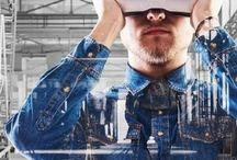 Tecnología y construcción / Realidad virtual, impresión 3d, arquitectura robótica. Descubre en este tablero cómo la tecnología está cambiando la forma de diseñar las viviendas.