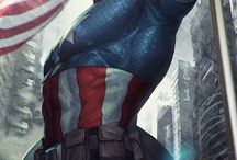 Marvel y D.C comics