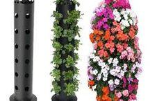 Virágoszlopok