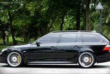 BMW e60 touring