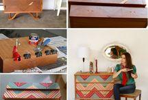 muebles / by Cathy Flor de Vega