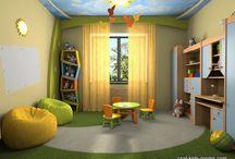 Lewis' play room