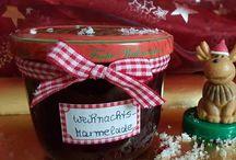 Marmelade selbstgemacht