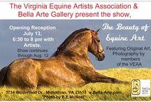 Beauty of Equine Art / Original paintings & Photography of Beautiful Horses