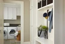 Mud & laundry room / by Laura