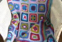 granny squares and more.....
