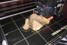 3D tisk Prusa i3 MK2S