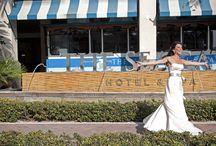 Wedding: Beach Wedding in South Florida / Seagate Hotel Delray Beach Florida/ Beach Wedding. www.linzievents.com (561) 706-5111