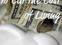 Frugal Living / by Tonilynn Chacon