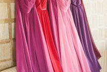 Weddings: Stylish Bridal Party