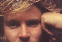 ❤Simon Le Bon!❤ / The Leader Of ❤Duran Duran❤! He's So Handsome, I Love Him So Much And He's My First Favorite Member!    #simonlebon #duranduran #newwave #handsome #beautiful #gorgeous