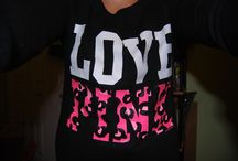 I Love Me Some VS PINK<3 / by Holly Lynn Beach
