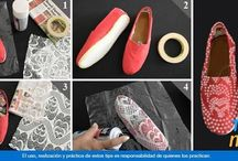 "DIY Fashion Projects / ""All about mode"""