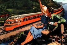 We love Trains