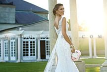Wedding dresses / by Samantha Grigsby