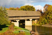 Michigan Covered Bridges / Covered Bridges in the state of Michigan