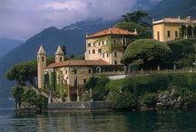 Lago di Como, sempre nel mio cuore / by Donnetta Murray
