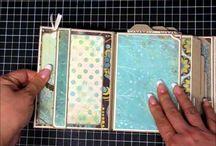 journal making file folders