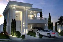 arquitetura classica fachada
