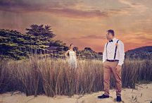 Matt & Tass | Lorne Beach Pavilion / Matt & Tass were married on the beach in front of Lorne Beach Pavilion. Their reception was also held at Lorne Beach Pavilion. Photo shoot locations included Shelly Beach, Teddy's Lookout and Lorne Swing Bridge. http://www.lorneweddingphotographer.com.au