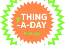 Thing-A-Day 2013 (#7) / by ZombieAnna