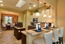 Inviting Kitchens / The kitchen is the heart of the home.