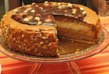 torták és sütik