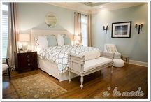 Bedrooms / by Camille Polk