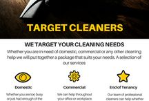 We Promote: Target Cleaners Ltd / Cleaning company set up on the Wirral for domestic, commercial and landlord services. Services backed by a Linux. it'd Company and all cleaners are checked and verified as being amongst the best on Merseyside Visit http://targetcleaners.com