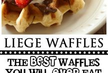 Waffles / by Christy Seiley