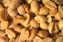 amendoim salgado microondas