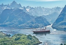 Cruise Holidays / We've some stunning pictures of cruise ships and their amazing destinations. Book cheap Cruise Holidays online at www.cruiseholidays.ie / by Tour America