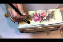 Decoupage / by Kris Maillet