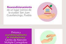 Infografías 2016 / by Expok Sustentabilidad y RSE