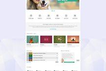 web design / 気になったwebデザイン