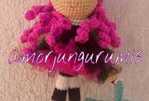 Amigurumi Dolls/Animals etc